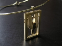 Necklace P1 Brass